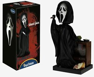 """Royal Bobbles! Scream:10"""" Ghost Face Hot Topic Exclusive!"""