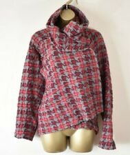 VIVIENNE WESTWOOD RED LABEL S Woven Wool Deconstructed Winter Scarf Jacket Coat
