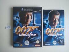 007 Nightfire Complet sur Nintendo Gamecube !!!!