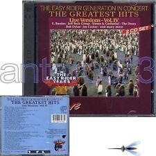 GREATEST HITS LIVE VOL 4 CD - DEEP PURPLE DOORS GENESIS LED ZEPPELIN BOB DYLAN