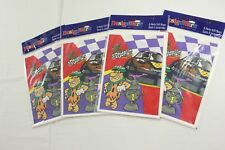 New Vintage 1997 Cartoon Network Gift Bags Fred Flintstone Scooby Doo 32 Total