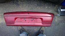 1997 1998 1999 SATURN SL2 Trunk Taillight license plate holder reflector lens