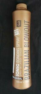 Brazilian Blowout Ionic Bonding Spray 12 oz - PRO Size.