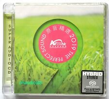 2019 The Perfect Sound Hong Kong Audio Visual Show SACD
