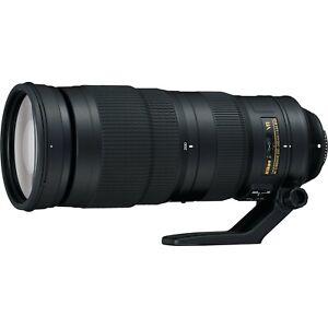 Nikon AF-S NIKKOR 200-500mm f/5.6E ED VR Brand New Nikon Australia Warranty