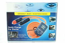 Excalibur Quick Charge Car Starter Battery Charger