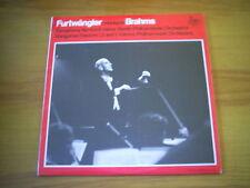 FURTWANGLER Conducts BRAHMS UK LP UNICORN MONO WFS 1 1971
