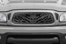 Custom Aftermarket Grille Stainless Steel for 01-04 Toyota Tacoma TRD NIGHTMARE