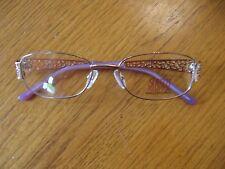 NEW South Hampton eyeglasses frames SH907 rose metal