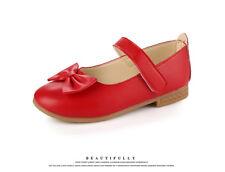 Fashion Girls Princess Shoes Flats Kids Dress Shoes Children Dance Wedding Party