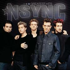 NSYNC - GREATEST HITS CD ~ BEST OF ( JUSTIN TIMBERLAKE ) N-SYNC *NEW*