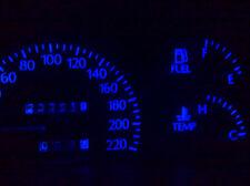 Bright Blue LED Dash Cluster Light Kit for Holden Commodore VT VX
