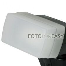 Bounce Flash Diffuser for Nikon SB800 & YN460 Flashgun