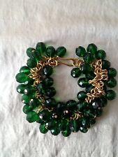 Vintage 1980's Robert Lee Morris /Donna Karan Resort Cluster Bracelet