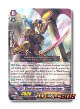 Cardfight Vanguard  x 4 Black Dragon Whelp, Vortimer - EB03/015EN - R Mint