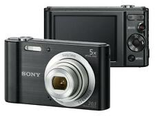 Sony Cyber-shot DSC-W810 20.1MP Cámara Digital-Negro