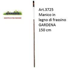 MANICO IN LEGNO FSC 100% Combisystem GARDENA cm 150