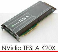 NVIDIA Tesla K20X 6GB Kepler CUDA GPU DDR5 CUDA PCI-e Computing Accelerator Card
