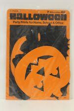 Unopened Halloween (7) Silhouettes In Original Package Eureka