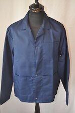 "Vintage blue work wear jacket size Large 44"""