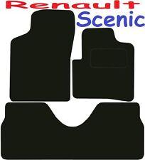 Renault Scenic calidad adaptados Esteras De Lujo 1996 1997 1998 1999 2000 2001 2002 2