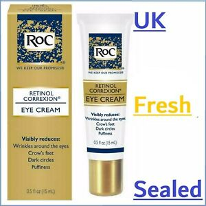 FRESH RoC Retinol Correxion Eye Cream Anti-Ageing Correction Deep Wrinkle/Dark
