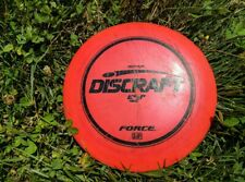 Smash's Stash: Discraft 174g First Run Esp Force, combine S&H and save