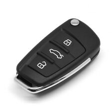 High Quality New Audi A6 A4 A2 A8 TT Q7 Remote key Fob Replacement Case W/ LOGO