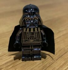 Lego Star Wars - Chrome Black Darth Vader (sw0218)