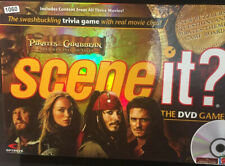 Scene It Disney Pirates Of The Caribbean Scene It? DVD Game Complete Family Game