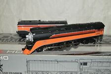 HO scale Lionel Southern Pacific RR GS-4 Daylight 4-8-4 Steam locomotive train