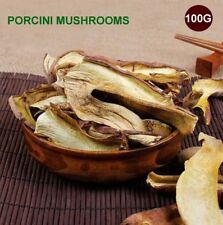 DRIED PORCINI MUSHROOMS - 100 grams NEW Grade A Wild mushroom