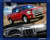 """FORD COLLECTION F 150 TRUCK TOUGH 100%COTTON FABRIC PANEL 35""""x44""""  FORD MOTOR CO"""