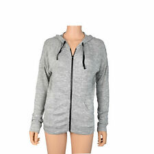 Joe Boxer Women's French Terry Knit construction Hooded Sweater in Sizes S - XL