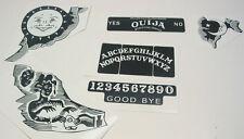 Kirk Hammett KH2 Ouija Guitar Body Sticker Decals ESP
