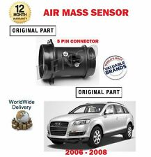 FOR AUDI Q7 3.0 TDi 2006-2008 NEW ORIGINAL AIR MASS SENSOR 059906461K AFH70-46
