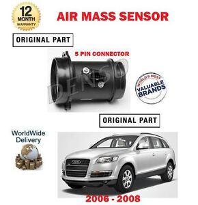 FOR AUDI Q7 3.0 TDi 2006-2008 NEW ORIGINAL AIR MASS SENSOR 059906461K AFH70-46