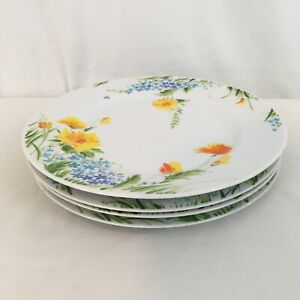 Imperial China W Dalton L5011 Just Spring Japan Dinner Plates (4)