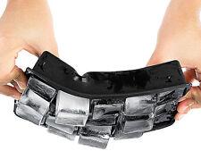 infactory 15-fach JUMBO-Silikon-Eiswürfelform für 0,5 Liter Eis XL Eiswürfel