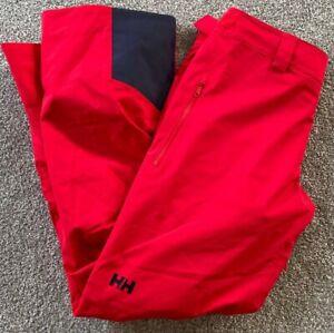 Helly Hansen Legendary Ski Pant Alarm Red, Size: Extra Large XL