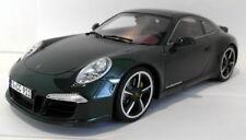 Voitures miniatures verte sous boîte fermée pour Porsche