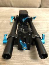 FOTGA DP500 DSLR Quick Release 15mm Rod Rail Support for Follow Focus Matte Box