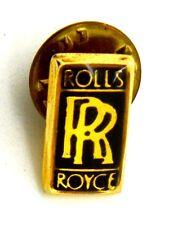 Pin Spilla Rolls Royce