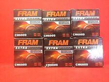 NEW Lot of 6 Fram CH6009 Oil Filter for 15410-422-000 15410-426-000 15410-426-01