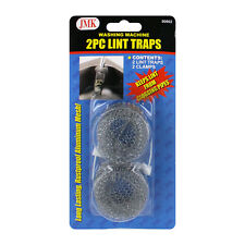 2 Piece Washing Machine Lint Traps