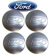 Genuine FORD FIESTA MK4+5/ Focus MK1 98-05/Puma Alloy Wheel Centre Cap /Cover x4