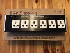 ETKG YB-600A Power Filter Hi End Audio Wire