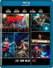 TYKETTO New Sealed LIVE MILAN ITALY CONCERT BLU RAY