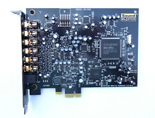 Sound Blaster Audigy 5/Rx - Model SB1550 - Working