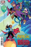 Moon Girl and Devil Dinosaur #40 Marvel Comic 1st Print 2019 unread NM